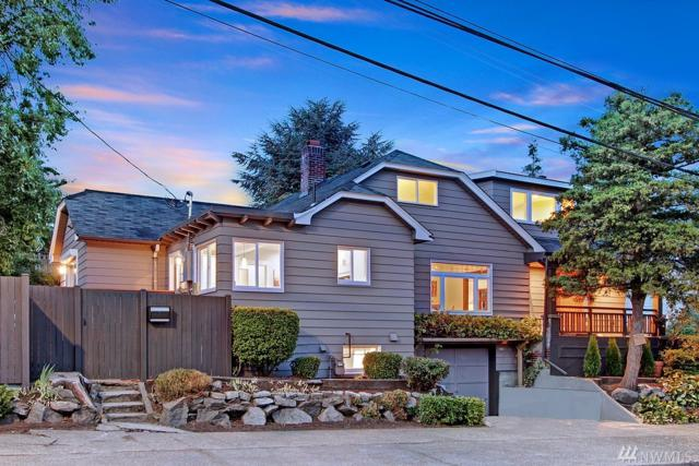 4003 Midvale Ave N, Seattle, WA 98103 (#1198573) :: Alchemy Real Estate