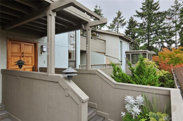 5882 NE Park Point Dr F402, Seattle, WA 98115 (#1198601) :: Ben Kinney Real Estate Team