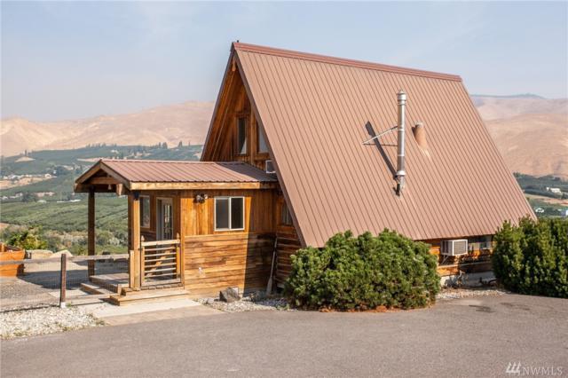 2221 Sleepy Hollow Rd, Wenatchee, WA 98801 (#1198645) :: Ben Kinney Real Estate Team