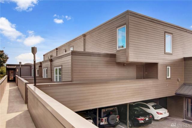 2219 14th Ave W #401, Seattle, WA 98119 (#1198888) :: Ben Kinney Real Estate Team