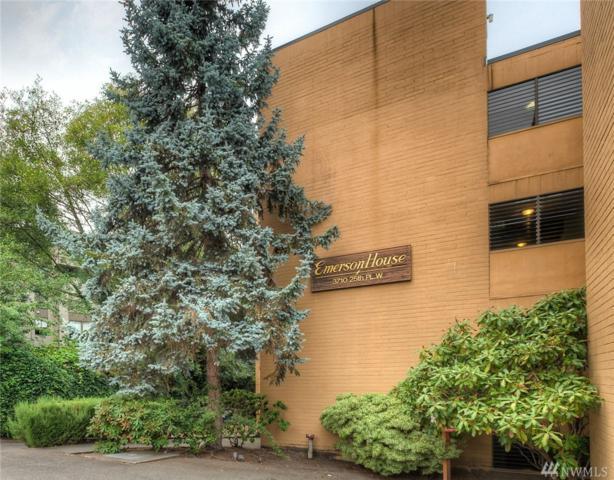 3710 25th Place W #401, Seattle, WA 98199 (#1198925) :: Ben Kinney Real Estate Team