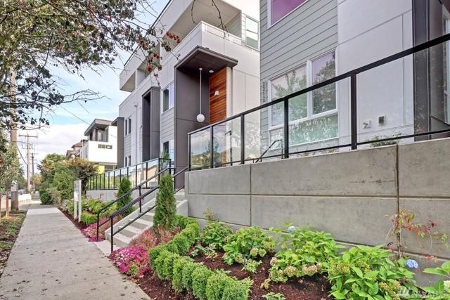 2218 Franklin Ave E C, Seattle, WA 98102 (#1199054) :: Ben Kinney Real Estate Team