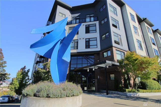 1501 Tacoma Ave S #307, Tacoma, WA 98402 (#1199233) :: Ben Kinney Real Estate Team