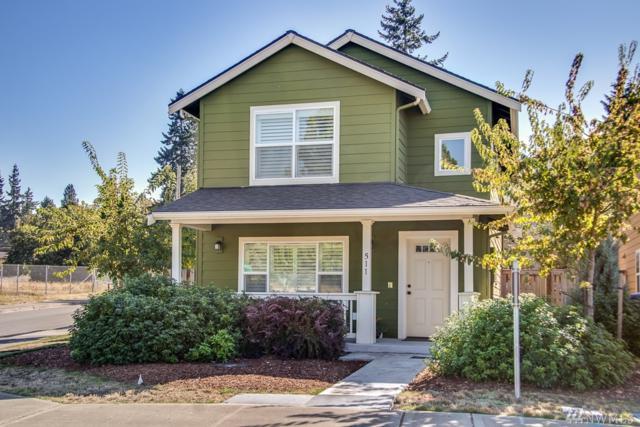 511 SW 100th St, Seattle, WA 98146 (#1199253) :: Ben Kinney Real Estate Team