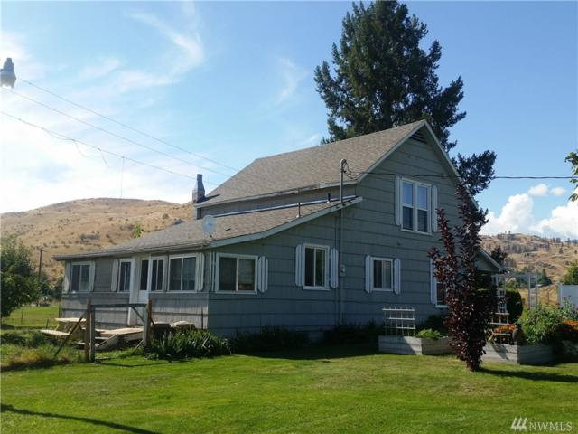 430 Conconully Rd, Okanogan, WA 98840 (#1199277) :: Ben Kinney Real Estate Team