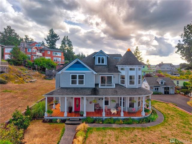 407 2nd St, Anacortes, WA 98221 (#1199342) :: Ben Kinney Real Estate Team