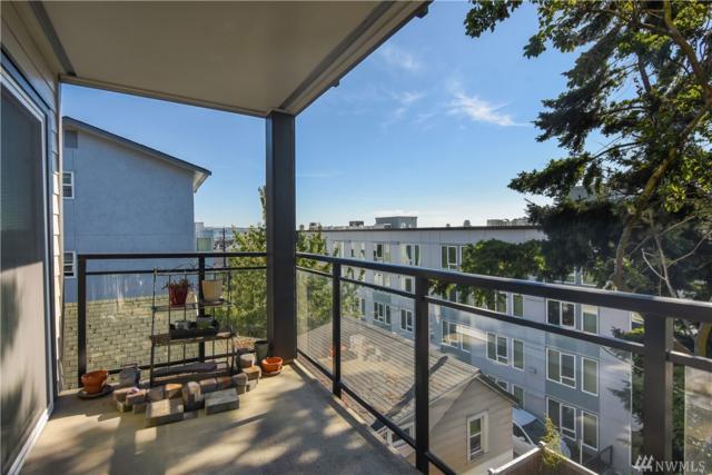 2219 14th Ave W #301, Seattle, WA 98119 (#1199389) :: Ben Kinney Real Estate Team