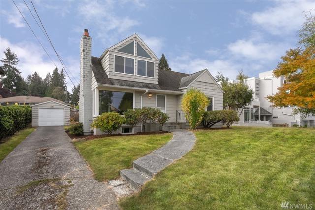 2819 NW 91st St, Seattle, WA 98117 (#1199518) :: Ben Kinney Real Estate Team