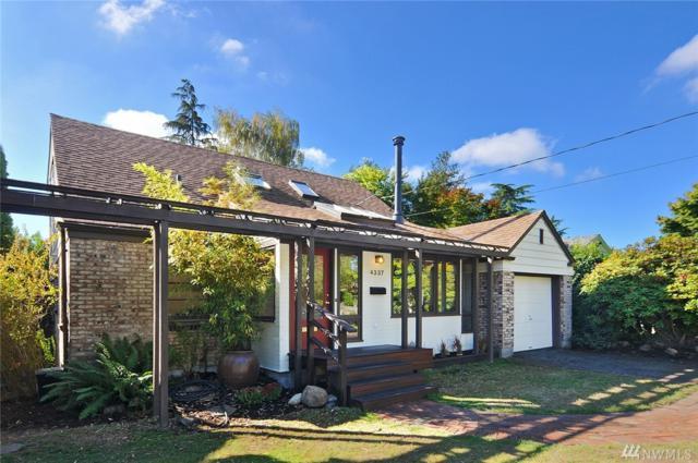 4337 NE 57th St, Seattle, WA 98105 (#1199667) :: Ben Kinney Real Estate Team