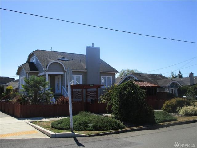 801 Spruce St, Hoquiam, WA 98550 (#1199757) :: Ben Kinney Real Estate Team