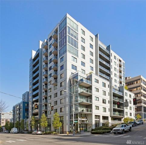 76 Cedar St #401, Seattle, WA 98121 (#1199852) :: Ben Kinney Real Estate Team