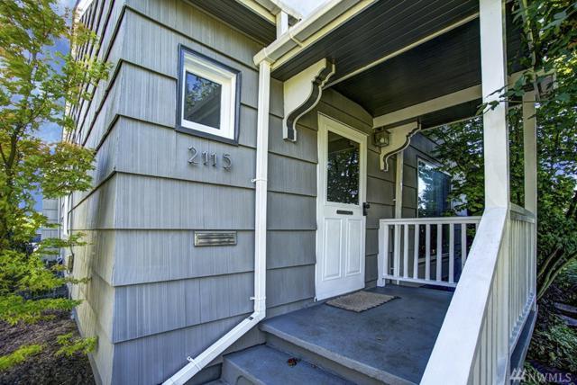 2115 NW 85th, Seattle, WA 98117 (#1199898) :: Ben Kinney Real Estate Team
