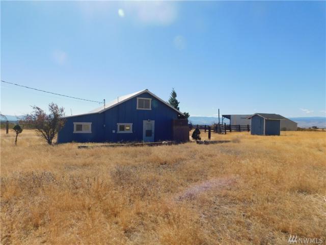 13011 Wilson Creek Rd, Ellensburg, WA 98926 (#1200136) :: Ben Kinney Real Estate Team