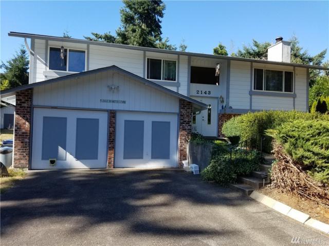 2143 SW 305th St, Federal Way, WA 98023 (#1200144) :: Ben Kinney Real Estate Team
