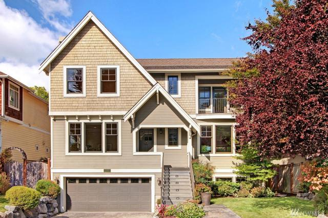 3710 NE 41st St, Seattle, WA 98105 (#1200208) :: Ben Kinney Real Estate Team