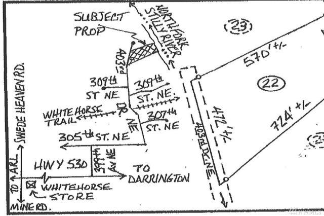 311-xx 403rd Dr NE, Arlington, WA 98223 (#1200315) :: Ben Kinney Real Estate Team