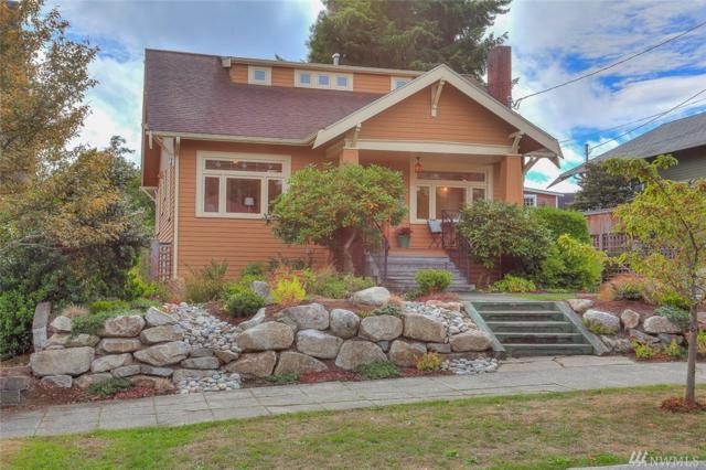 2841 NW 61st St, Seattle, WA 98107 (#1200478) :: Ben Kinney Real Estate Team