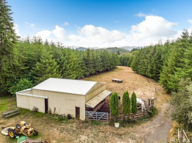 47 Markley St, Raymond, WA 98577 (#1200596) :: Homes on the Sound