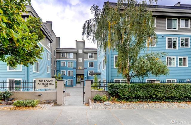 300 10th Ave A308, Seattle, WA 98122 (#1200956) :: Ben Kinney Real Estate Team