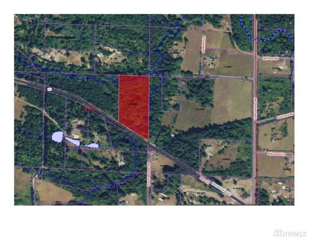 0 Highway 112, Parcel C, Port Angeles, WA 98363 (#1200992) :: Homes on the Sound