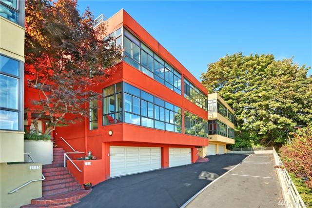 2141 Westlake Ave N, Seattle, WA 98109 (#1201127) :: Ben Kinney Real Estate Team