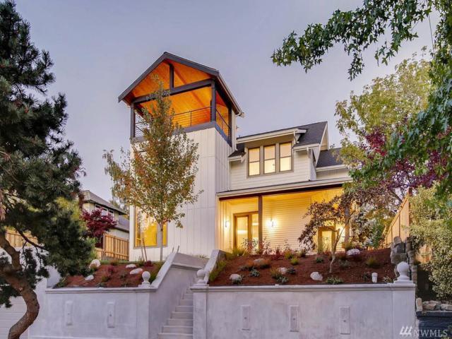 6034 Palatine Ave N, Seattle, WA 98103 (#1201156) :: Ben Kinney Real Estate Team