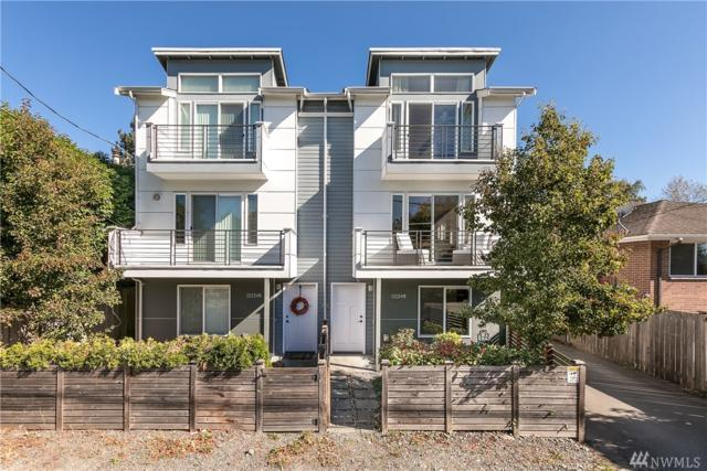 12224-B Greenwood Ave N A, Seattle, WA 98133 (#1201399) :: Ben Kinney Real Estate Team