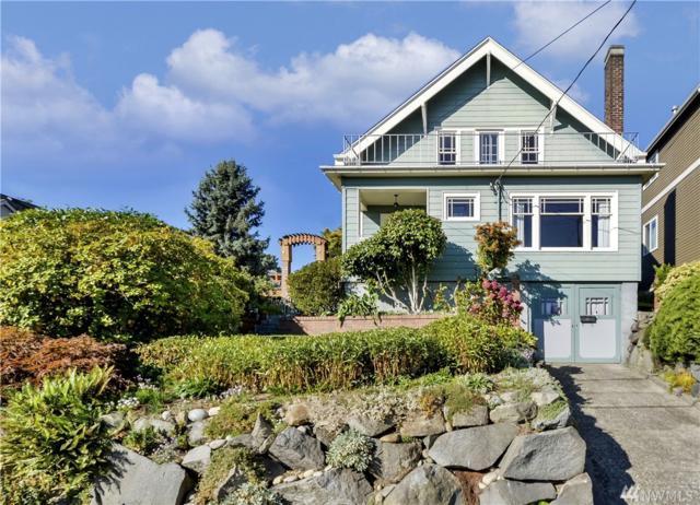 3523 Bagley Ave N, Seattle, WA 98103 (#1201672) :: Pickett Street Properties