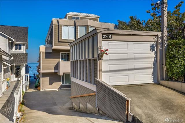 3201 Point Place SW #101, Seattle, WA 98116 (#1201728) :: Ben Kinney Real Estate Team