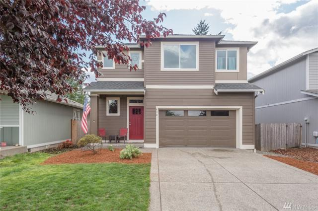 614 E 206th St Ct E, Spanaway, WA 98387 (#1201816) :: Ben Kinney Real Estate Team