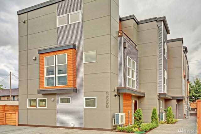 6650 Corson Ave S C, Seattle, WA 98108 (#1201914) :: Ben Kinney Real Estate Team