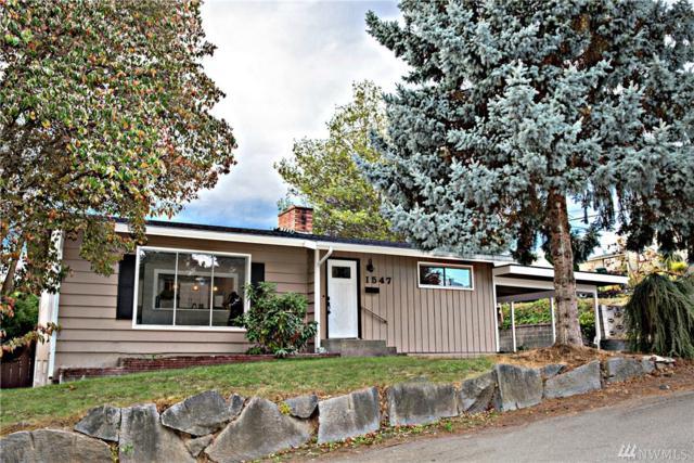 1547 N Cambrian Ave, Bremerton, WA 98312 (#1202148) :: Ben Kinney Real Estate Team