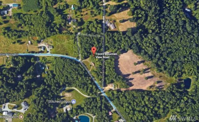 16445 Mountain View Rd, Mount Vernon, WA 98274 (#1202278) :: Ben Kinney Real Estate Team