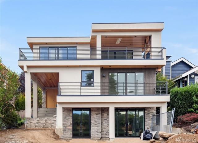 406 8th Ave W, Kirkland, WA 98033 (#1202357) :: Ben Kinney Real Estate Team