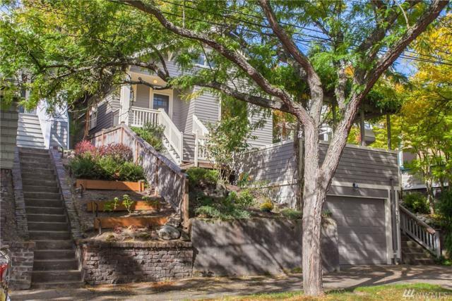 445 27th Ave E, Seattle, WA 98112 (#1202411) :: Ben Kinney Real Estate Team
