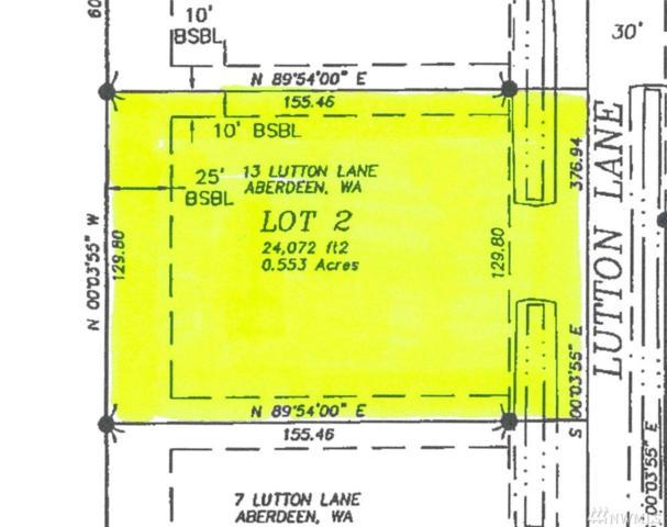 13 Lutton Lane, Aberdeen, WA 98520 (#1202593) :: Ben Kinney Real Estate Team