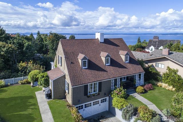 1721 NW Greenbrier Way, Seattle, WA 98177 (#1202673) :: Ben Kinney Real Estate Team