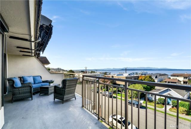 200 2nd Ave N #304, Edmonds, WA 98020 (#1202706) :: Ben Kinney Real Estate Team