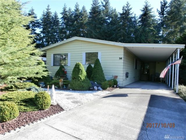 2500 S 370th St #56, Federal Way, WA 98003 (#1202771) :: Homes on the Sound