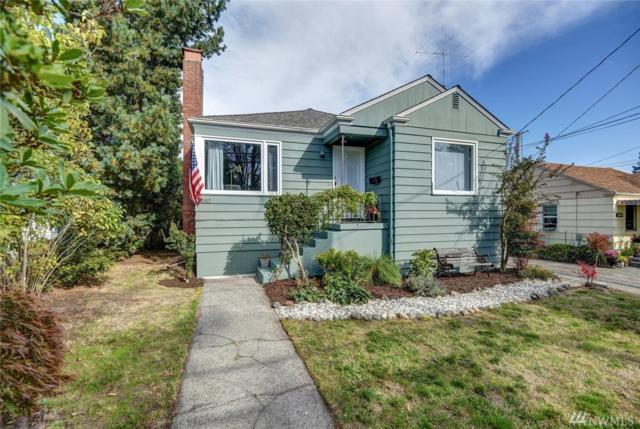 3912 SW Holden St, Seattle, WA 98136 (#1202883) :: Ben Kinney Real Estate Team
