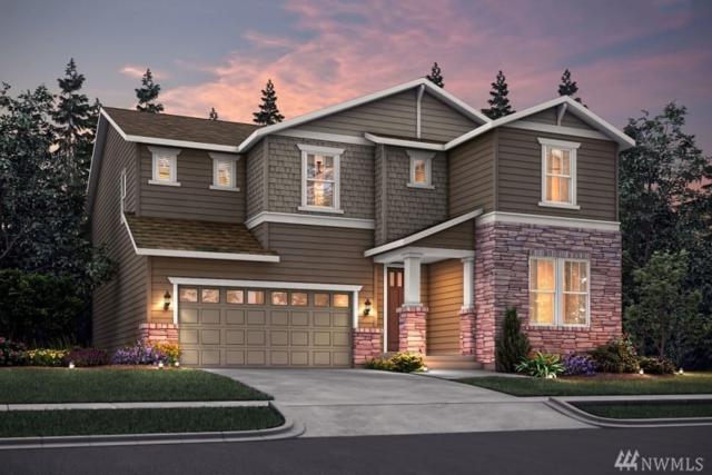 826 NE 4th (Lot 8) St, North Bend, WA 98045 (#1202987) :: Ben Kinney Real Estate Team