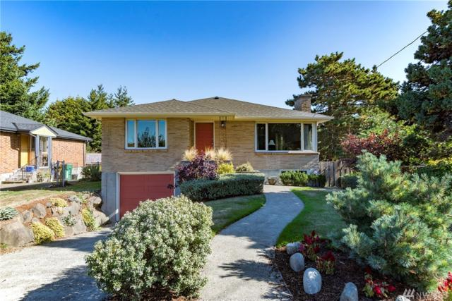 9512 17th Ave NW, Seattle, WA 98117 (#1203078) :: Ben Kinney Real Estate Team