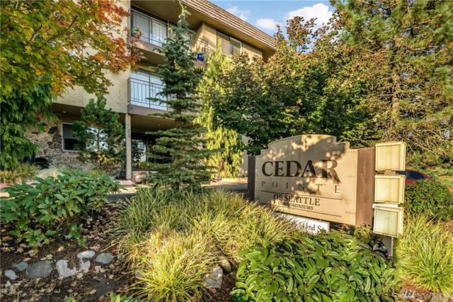 750 N 143rd St #312, Seattle, WA 98133 (#1203100) :: Ben Kinney Real Estate Team
