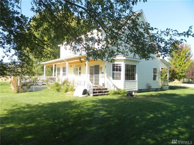1820 Pine Creek Rd, Tonasket, WA 98855 (#1203569) :: Homes on the Sound