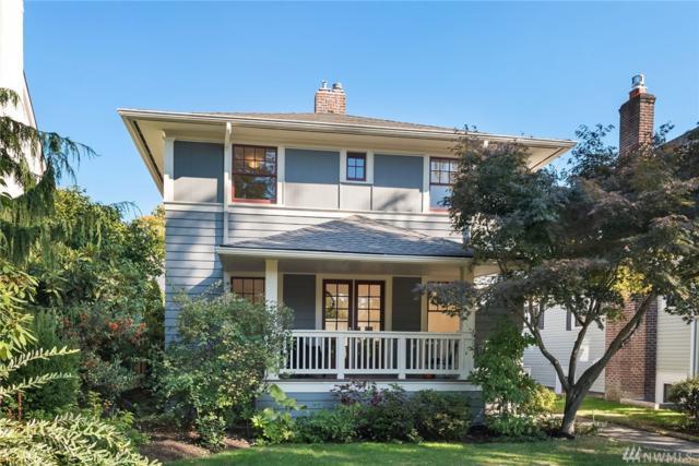 5040 16th Ave NE, Seattle, WA 98105 (#1203636) :: Ben Kinney Real Estate Team
