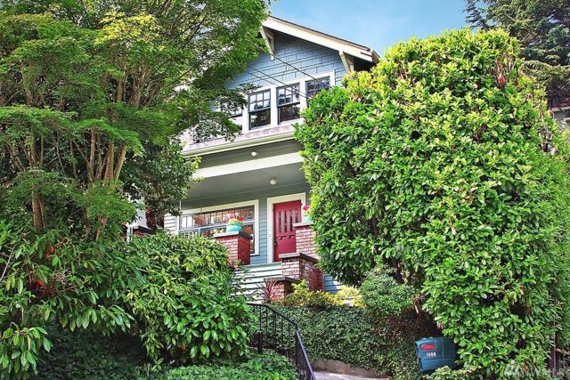 1509 Interlaken Place E, Seattle, WA 98112 (#1203719) :: Ben Kinney Real Estate Team