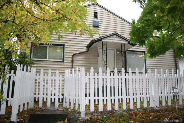915 S Grant Ave, Tacoma, WA 98405 (#1203729) :: Ben Kinney Real Estate Team