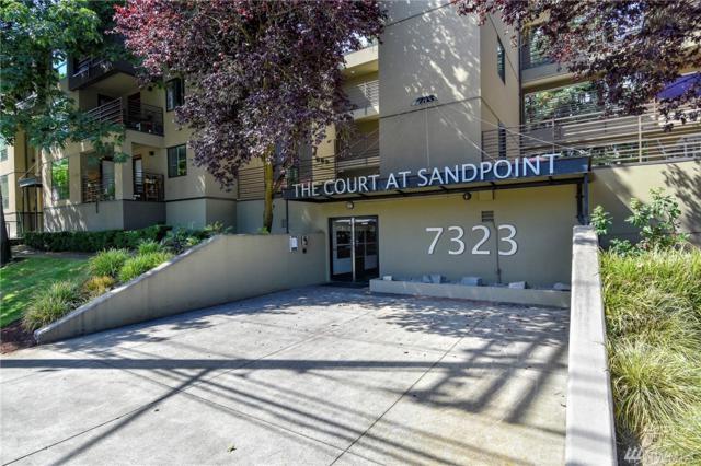 7323 Sand Point Way Wy NE #307, Seattle, WA 98115 (#1203834) :: Ben Kinney Real Estate Team