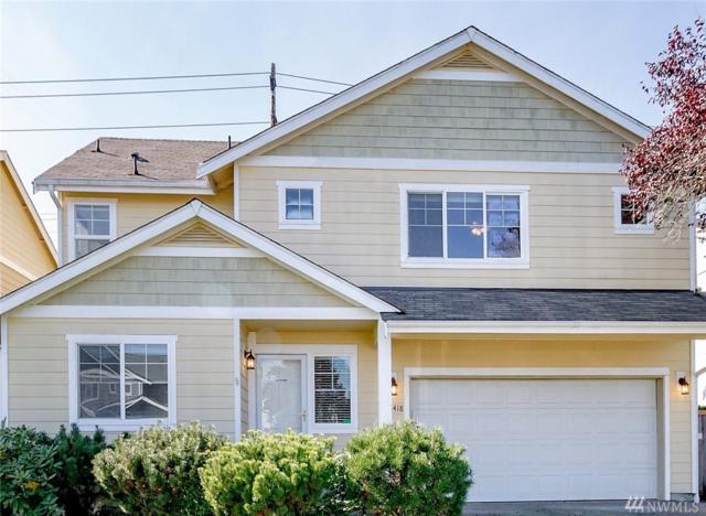 16418 39th Ave E, Tacoma, WA 98446 (#1204182) :: Ben Kinney Real Estate Team