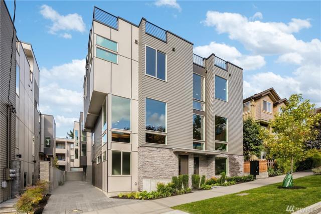 3645-A Dayton Ave N, Seattle, WA 98103 (#1204248) :: Beach & Blvd Real Estate Group
